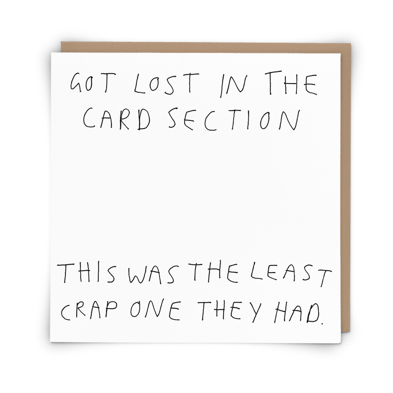Card Section