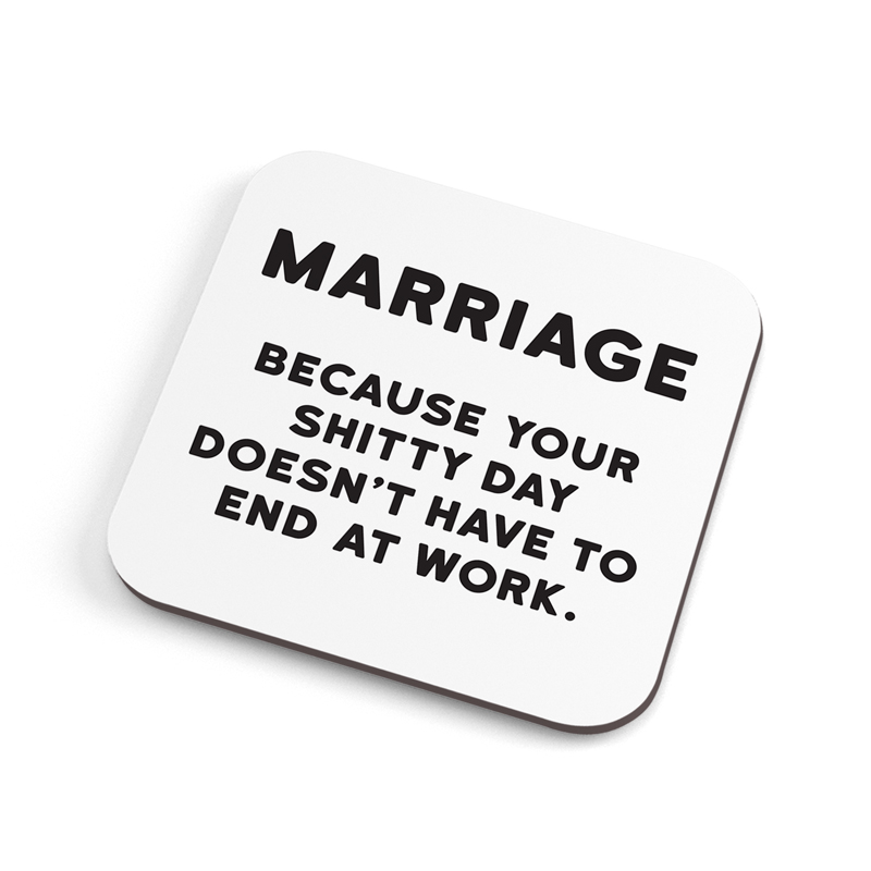 Marriage Coaster