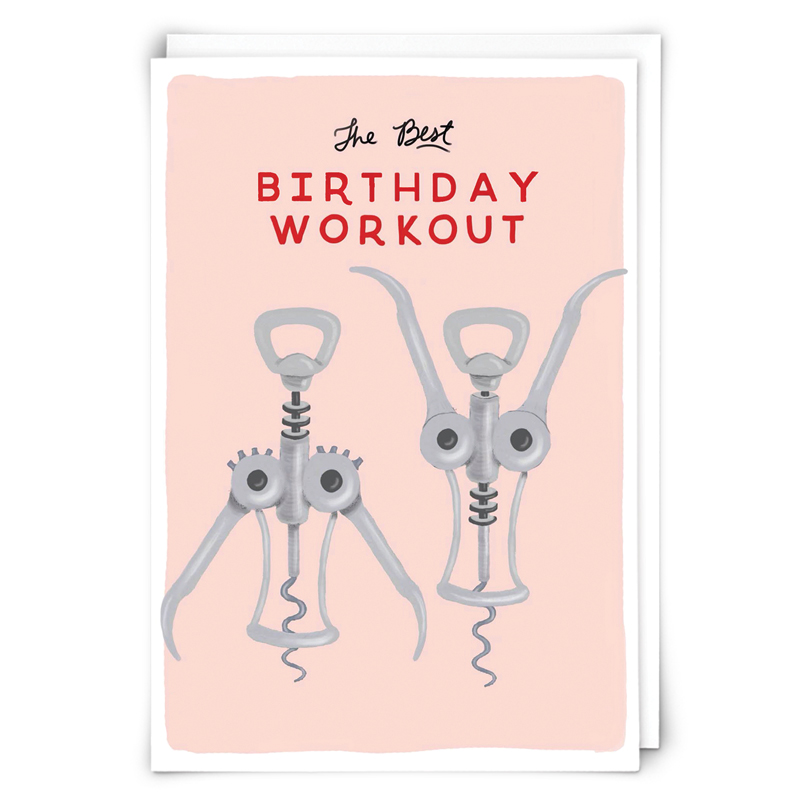 Bday Workout